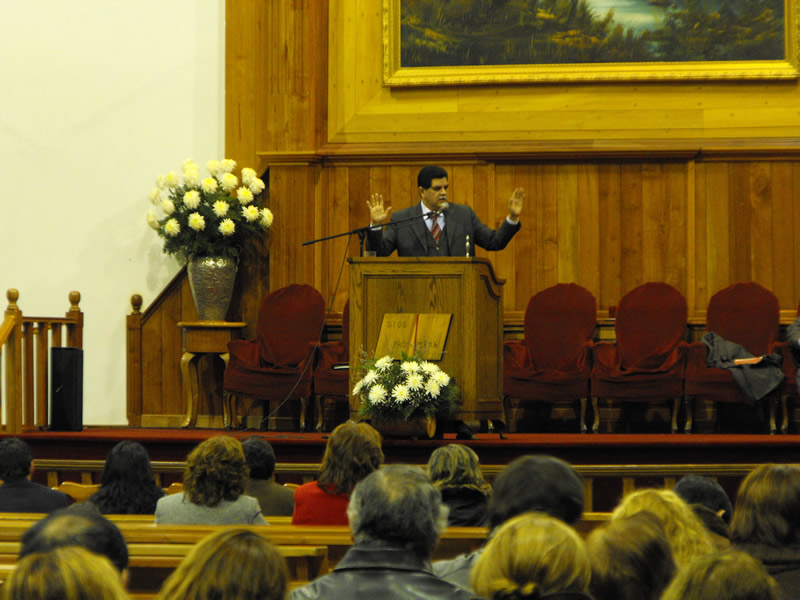 iglesia dios unida: