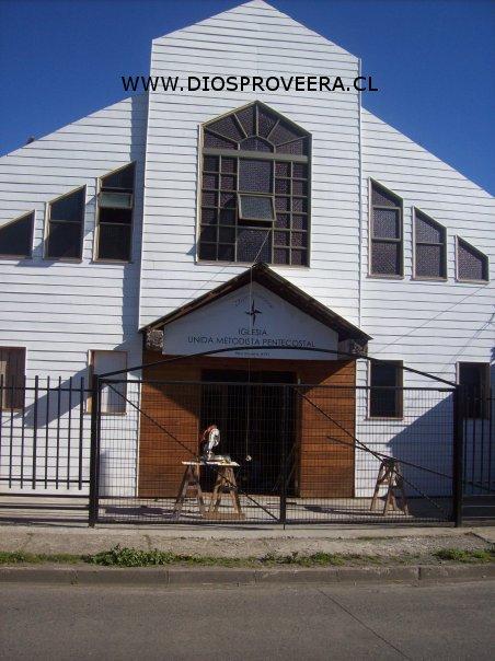 Templos de la iglesia unida metodista pentecostal for Casa de musica temuco